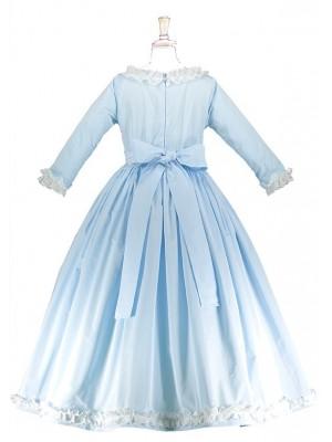 Countess du Barry (Blue