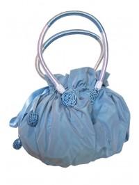 Princess bag blue Marie-Antoinette at Versailles