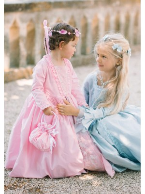 Sac de Marie-Antoinette rose