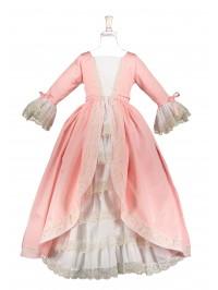 Marie-Antoinette at Versailles pop pink