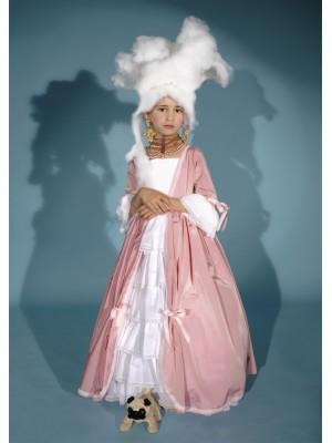 Marie-Antoinette at Versailles pink