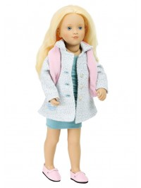 Sweet blond doll