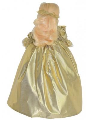 Robe de Poupée Soleil