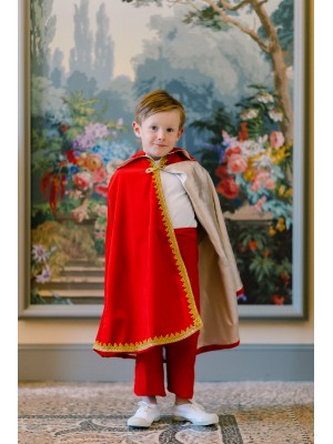 Red King Cape