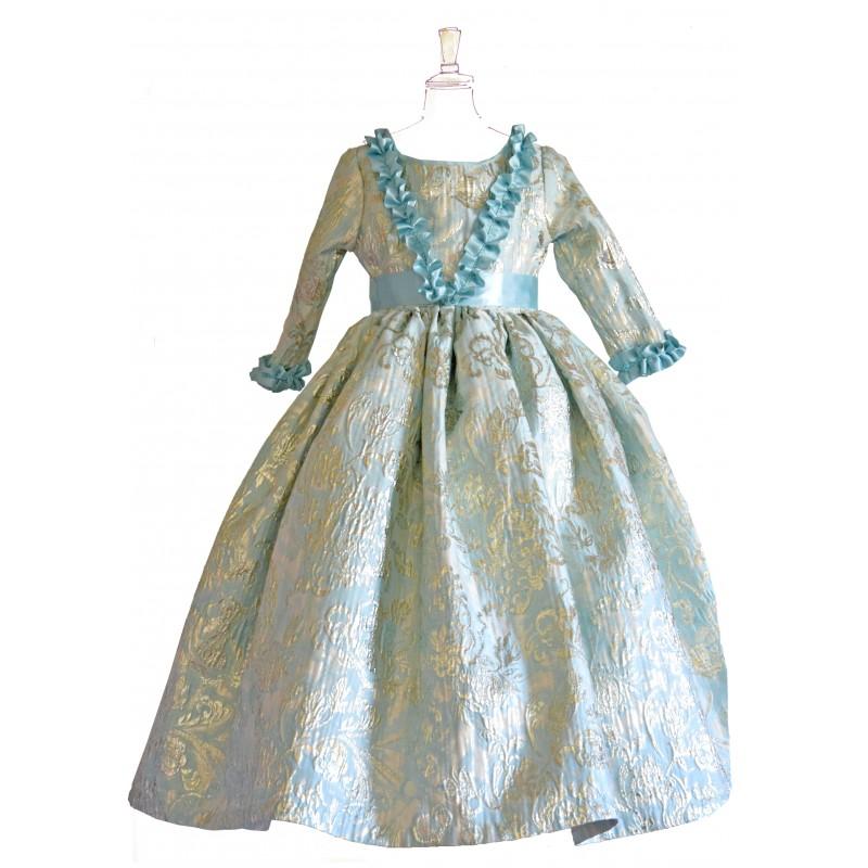 Countess of Royal Palace Blue